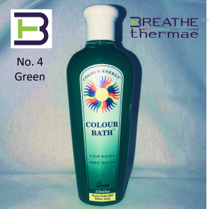 Colour Bath Green