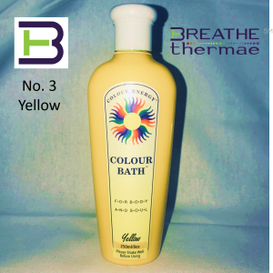Colour Bath Yellow